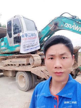 山河智能SWE90H挖掘机
