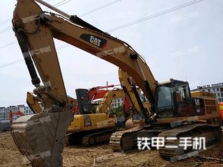 卡特彼勒349D2挖掘机