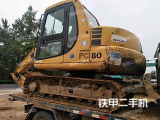 小松PC60-7C挖掘机