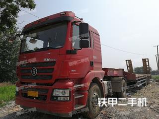 陕汽重卡8X4拖车