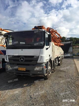 中联重科ZLJ5419THB 52X-6RZ泵车