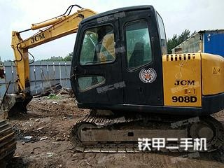 山重建机JCM908C