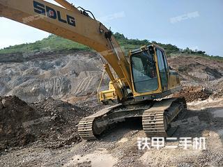 临工E6225F挖掘机