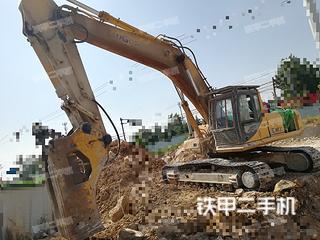 柳工CLG939挖掘机