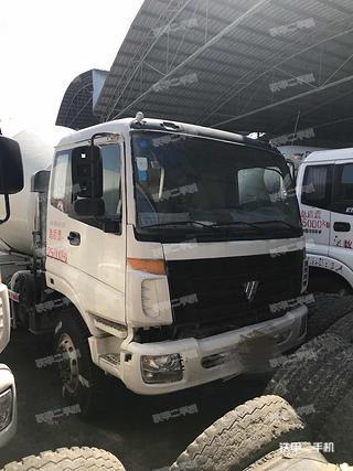 福田雷萨BJ5252GJB-4-10搅拌运输车