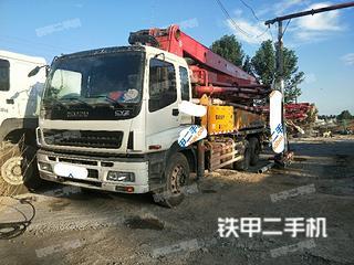 三一重工SY5271THB37泵车