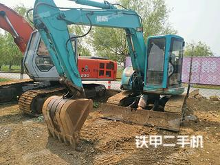 日立EX75-3挖掘机