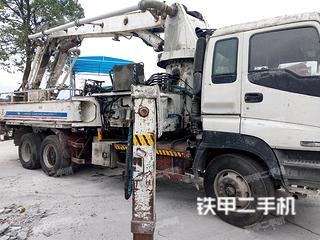 中联重科ZLJ5280THB125-37泵车