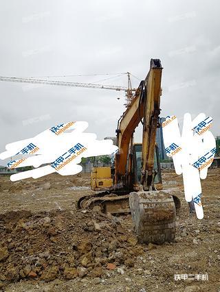 小松PC160-6挖掘机