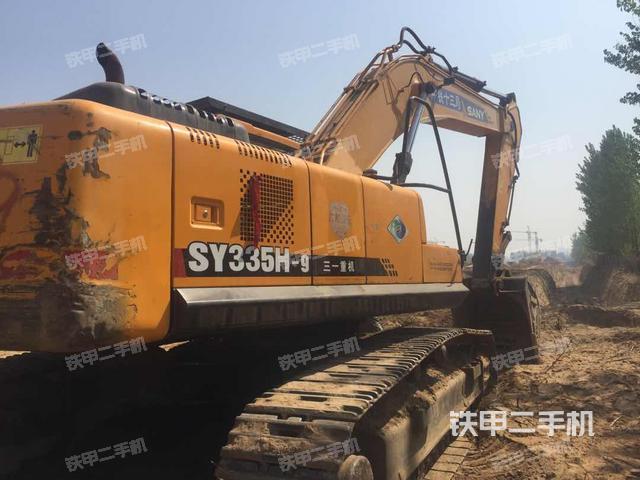 河北邢台市三一重工SY335C-9H挖掘机