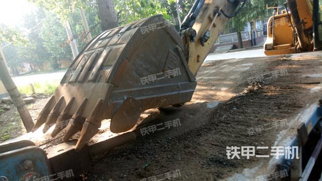 山东淄博市卡特彼勒307C SB挖掘机