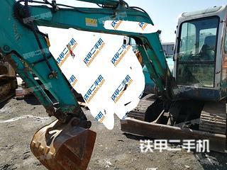 山河智能SWE50H挖掘机