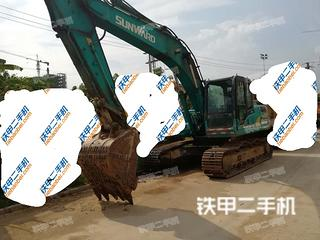 山河智能SWE210挖掘机
