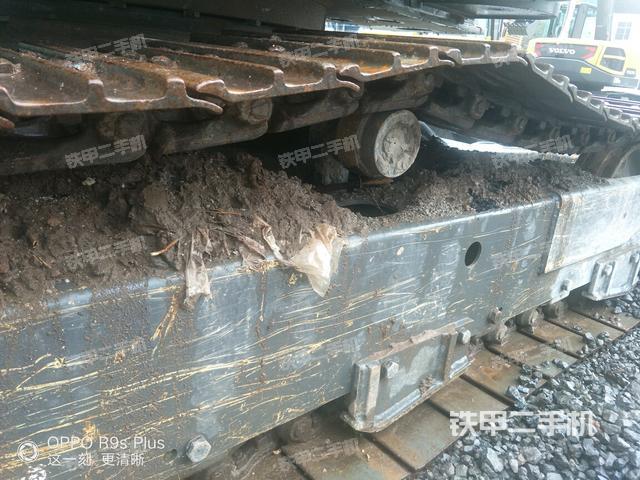 河北承德市沃尔沃EC55D挖掘机