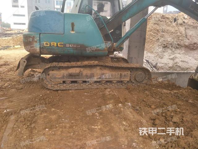 河南郑州市山猫E80挖掘机
