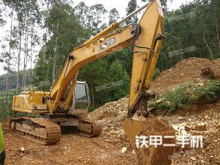 加藤HD1023II挖掘机
