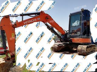 日立ZX50U-3F挖掘机