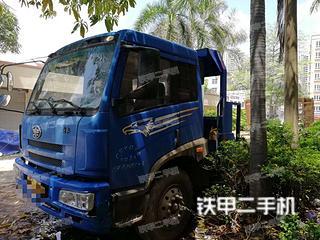 一汽解放6X2拖车