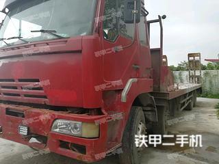 红岩8X4拖车