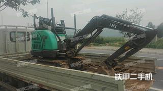 石川岛IHI-18VX挖掘机