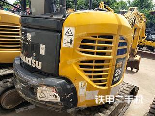 小松PC20MR-2挖掘机