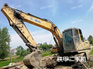 徐工XE135B挖掘机