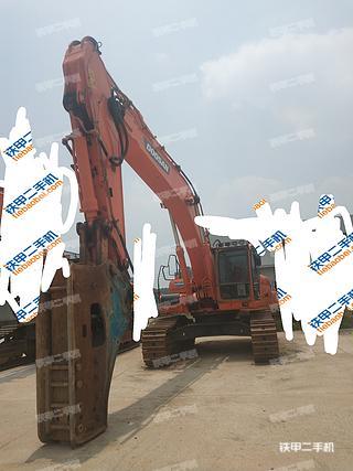 斗山DX420LC挖掘机