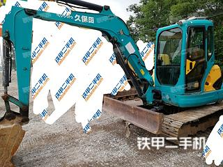 久保田KX161-3S挖掘机