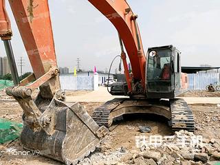 日立ZX250LC-3G国产挖掘机