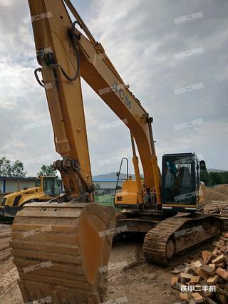 山重建机JCM924C挖掘机