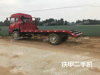 一汽解放4X2拖车