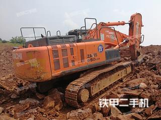 日立ZX650H矿山型挖掘机