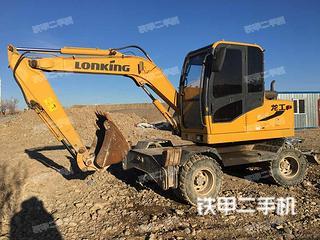 愚公机械WYL75×4-挖掘机