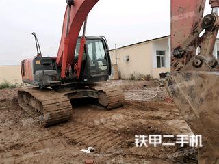 日立ZX200LC-3挖掘机