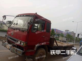 北奔重汽4X2拖车