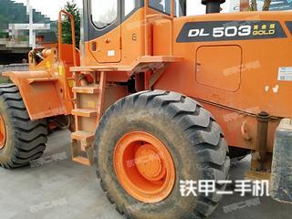 斗山DL503装载机
