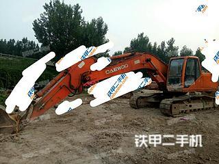 斗山DH215LC-7挖掘机
