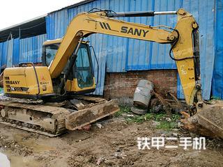 三一重工SY75C挖掘机