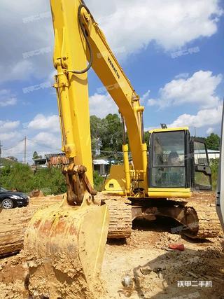 小松PC120-6ZE挖掘机