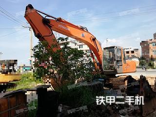 日立ZX200LC挖掘机
