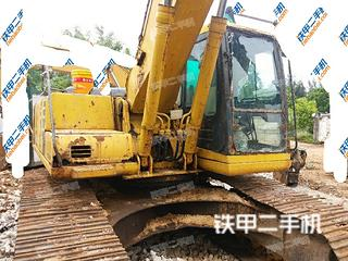 小松PC200LC-7超长前臂挖掘机