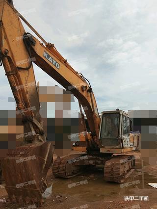 加藤HD700挖掘机