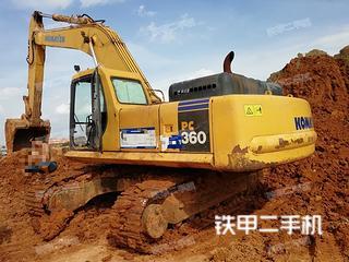 小松PC350-6挖掘机