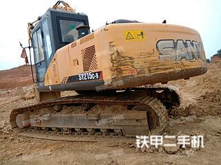 三一重工SY215C-9挖掘机
