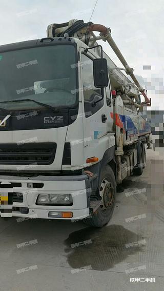 中联重科ZLJ5335THB47X-5RZ泵车