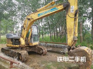 小松PC138US-2挖掘机