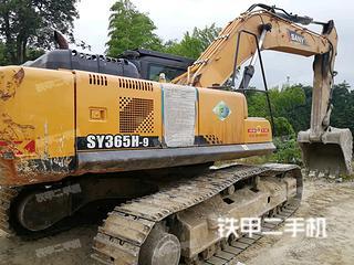 三一重工SY355H-9挖掘机