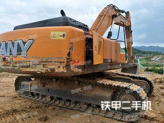三一重工SY335C-8挖掘机