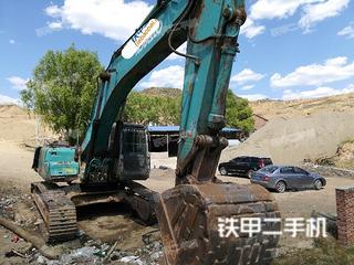 神钢SK350LC挖掘机