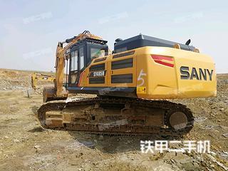 三一重工SY485H挖掘机